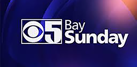 KPIX TV 5 Bay Sunday Interview
