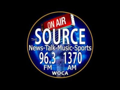 Interview on WOCA The Source Radio